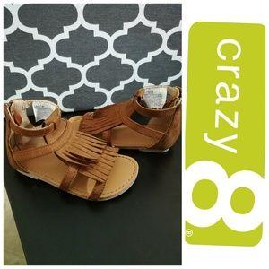 🌸Fringe Sandals Size 7